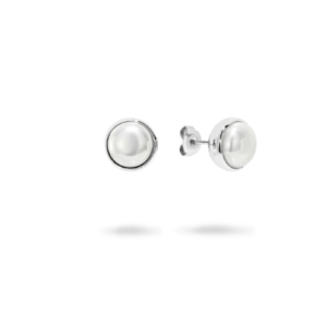 Georgini Lucca 10 Mm Pearl Earrings Ie717w_0