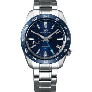 Grand Seiko Sport Collection Blue Dial Ceramic Bezel SBGE255_0