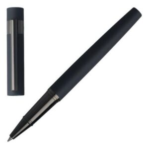 HUGO BOSS ROLLERBALL PEN - LOOP DARK BLUE_0