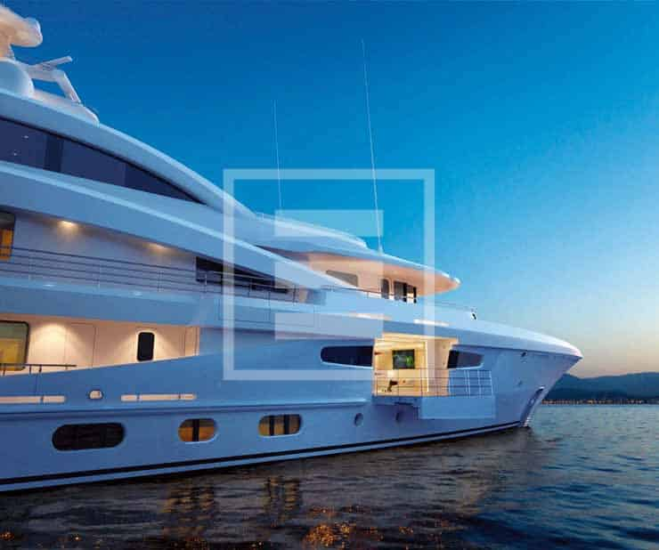 Stretching 57.7 metres in length, Amels 188 is the first model in the Amel's Limited Edition range