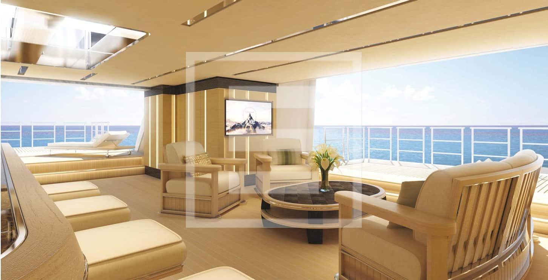 The Project Kometa's beach club