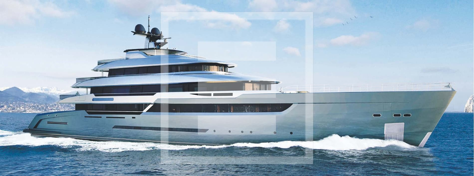 """""""The first genuine hybrid yacht"""": Sergio Cutolo's definition of the Columbus 40S Hybrid"""