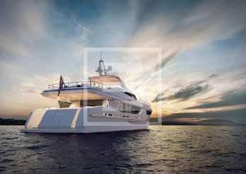 The Nina yacht