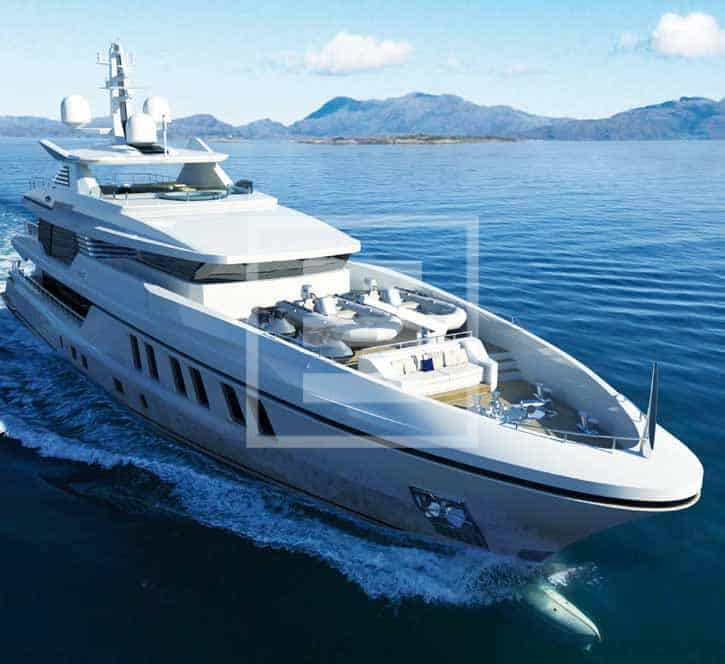 Proteksan Turquoise reveals 47m, the first of a four models range