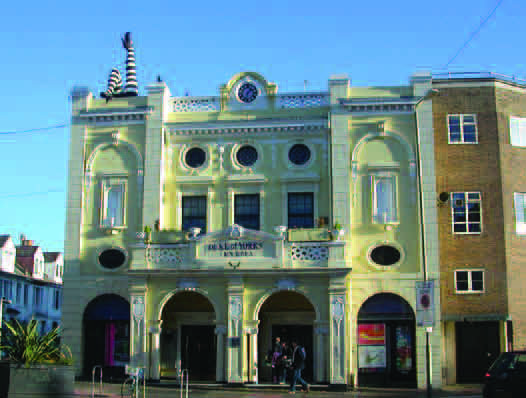 The Duke Of York's Cinema: Preston Circus, East Sussex