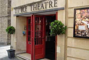 The Little Theatre Cinema, St. Michael's Place, Bath BA1