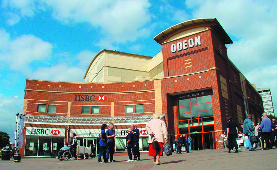 Odeon Southend at Victoria Circus
