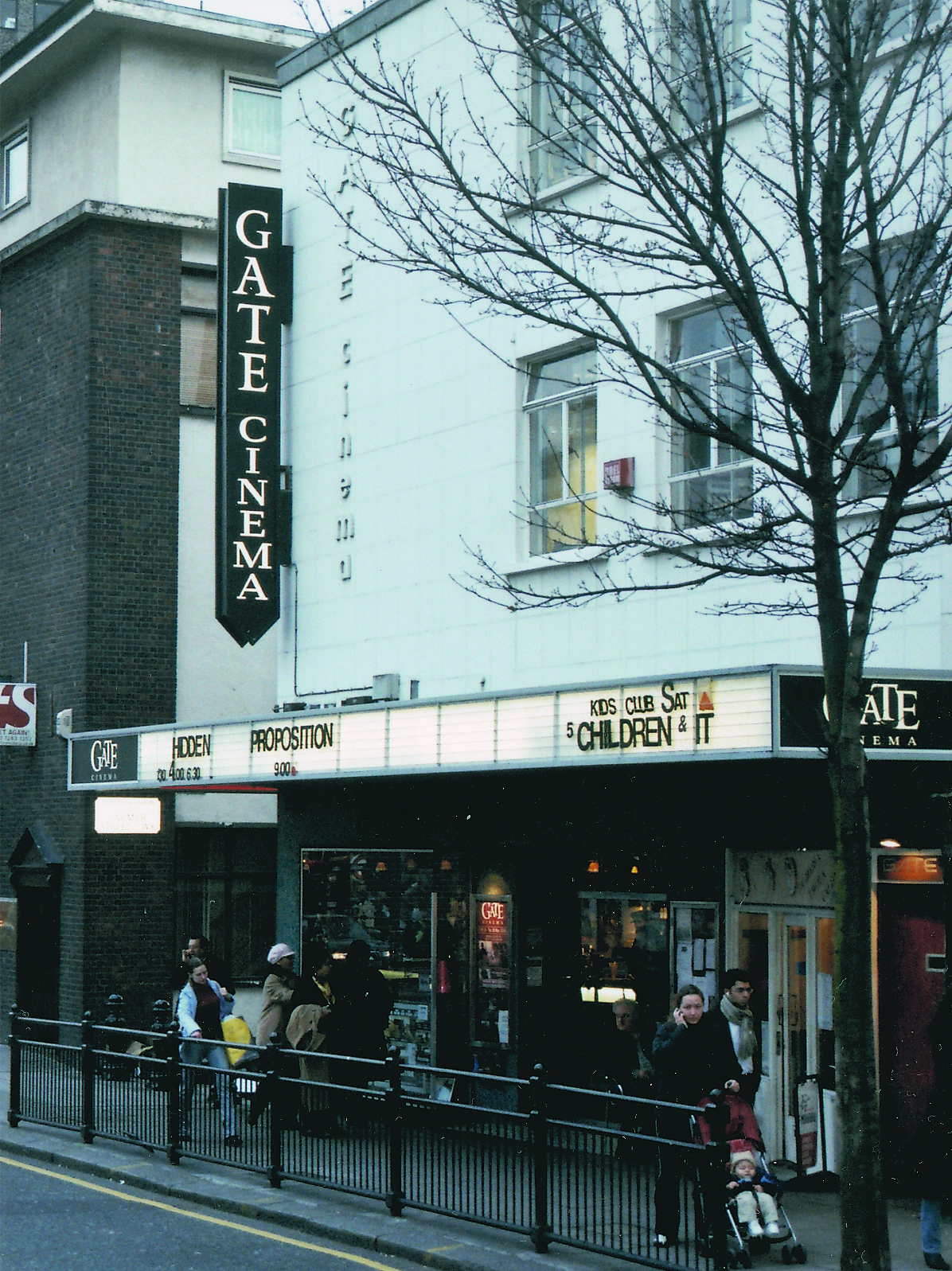 Gate Cinema, Notting Hill