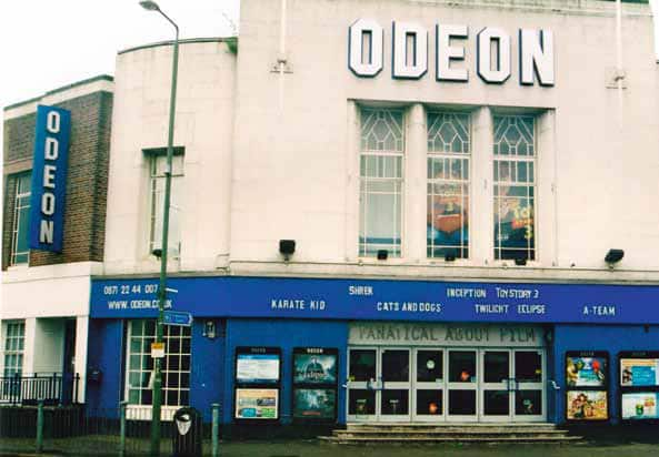 The Beckenham Odeon, Kent