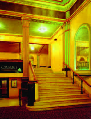 The ex-EMD Cinema, Walthamstow, London E17