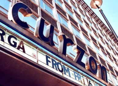 The Curzon Soho: 99 Shaftesbury Avenue, London W1