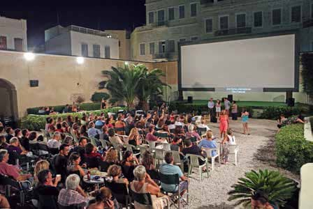 The Pallas Cinema, Syros, Greece