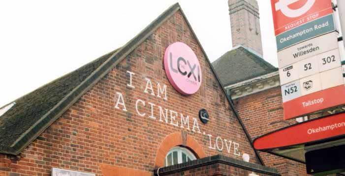 The Lexi Cinema: Chamberlayne Road, Kensal Rise, London NW10