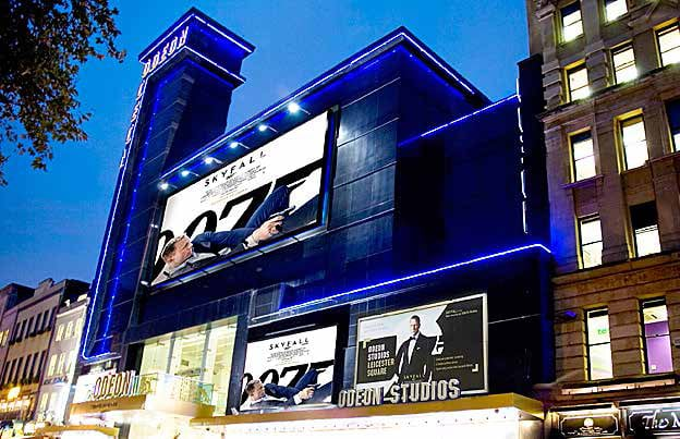 The Odeon Leicester Square, London WC2