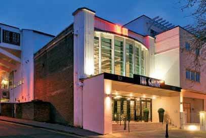 Rex Berkhamsted cinema, Hertfordshire