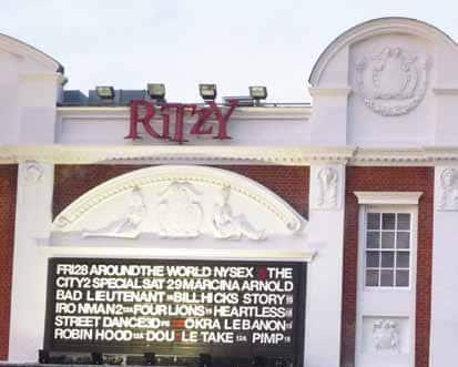 The Brixton Ritzy: Coldharbour Lane, London SW2