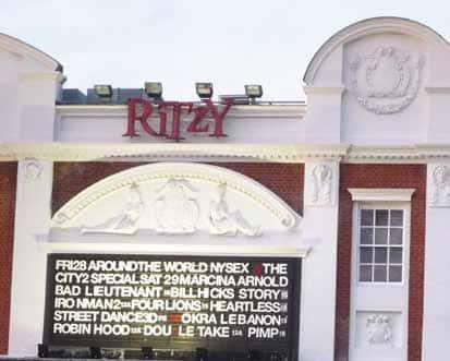 The Brixton Ritzy: Coldharbour Lane, London SW2