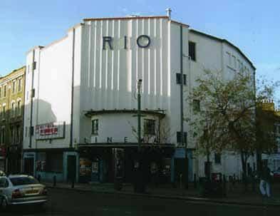 Renoir in the Brunswick, in London