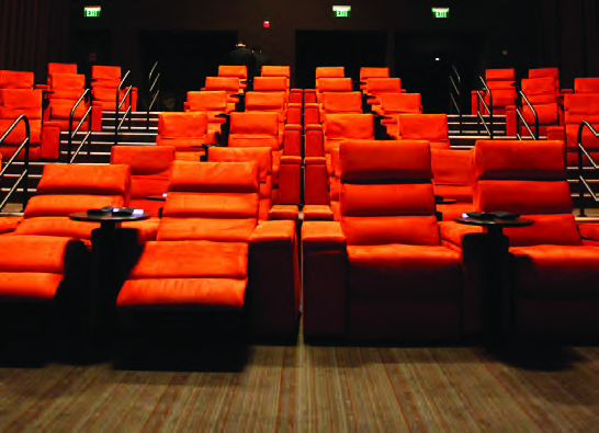 iPic Theaters at One Colorado, Pasadena, CA