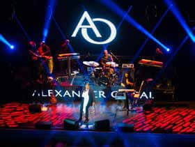Alexander O'neal Live at Stockport Plaza, Stockport 11-11-2016