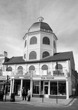 The Dome Cinema: Worthing, West Sussex Cinema Imagery: Courtesy of Pete Holmes