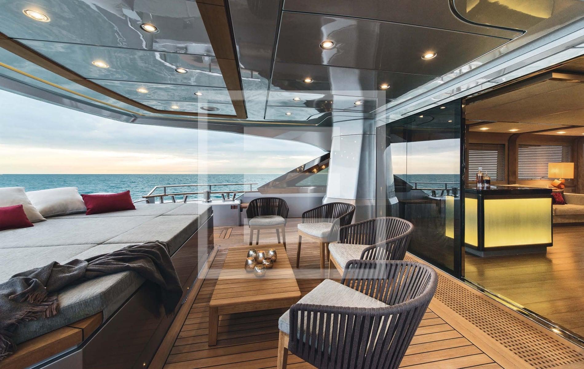 Monte Carlo Yachts MCY 105: la cura per i dettagli alza l'asticella della qualità per il mondo dei megayacht