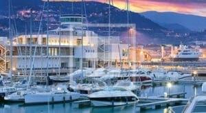 Marina di loano porto