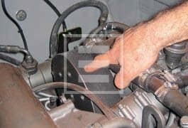 motore perfetto: controlla filtri e aspirazione