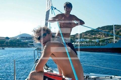 """Vivere di vela: l'idea di due """"fratelli"""" rimasti senza lavoro"""