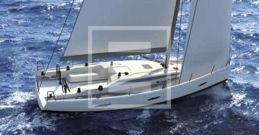 yacht med fest m45