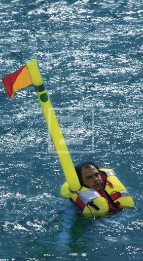 uomo in mare cosa fare quiz vela