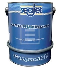Seajet 039 Platinum: l'antivegetativa