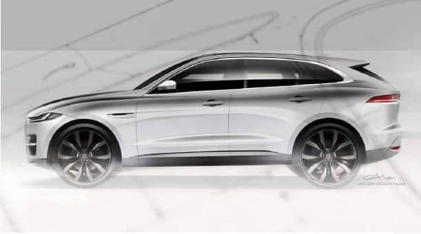 """La Jaguar F-Pace, definita da Callum: """"Un perfetto equilibrio di stile, prestazioni e praticità"""""""