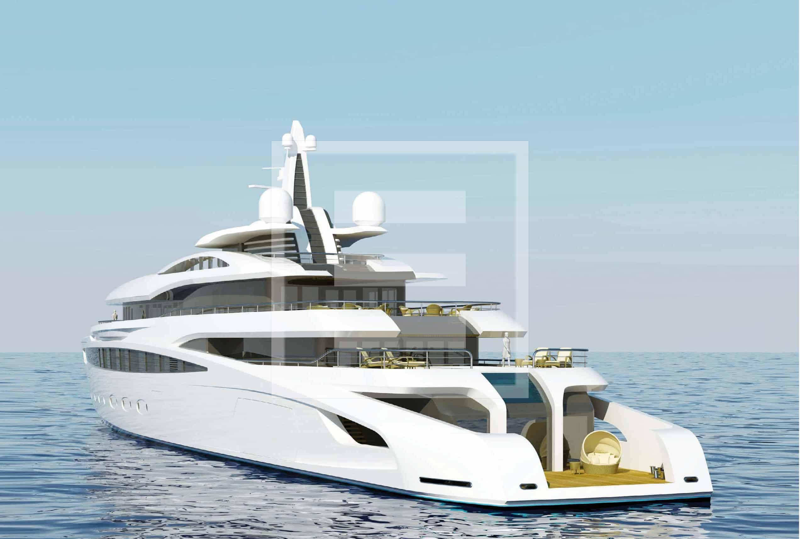 A470, lo yacht 85 metri di TheAGroup