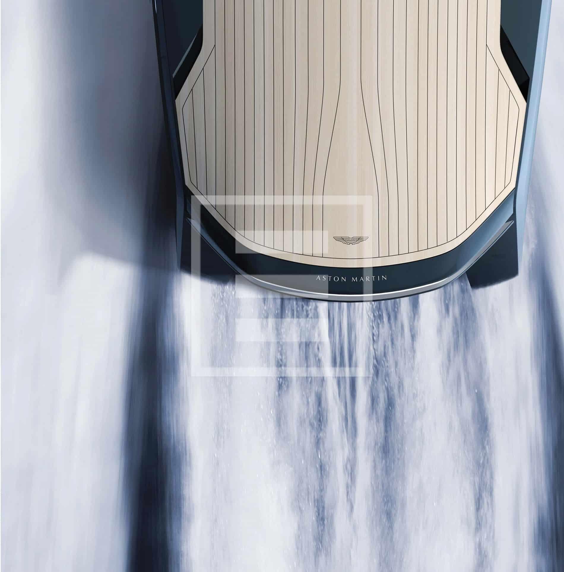 Dalle auto al mare. Marek Reichman di Aston Martin racconta l'AM37