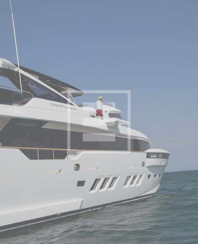 Splendente come una stella: quattro big del grande yachting uniti per Project Kometa
