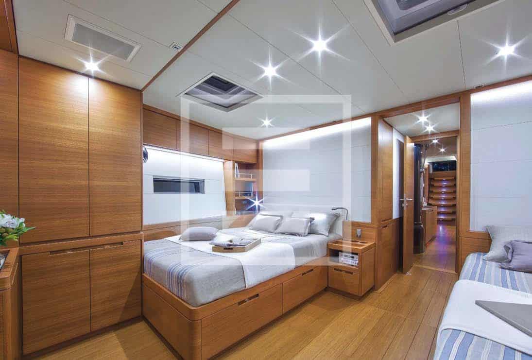 Lady G.: uno yacht all'insegna del semi-custom