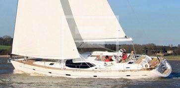 barche con pozzetto centrale oyster 575