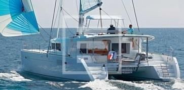 barche con pozzetto centrale lagoon 450