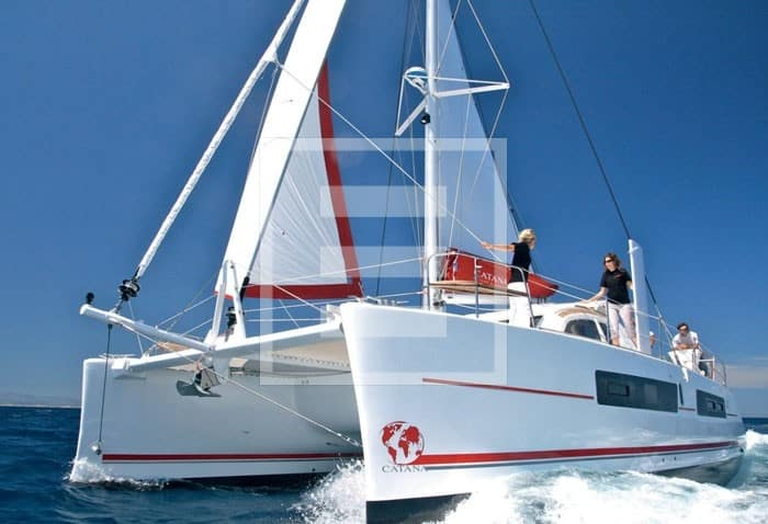 Now Catamarans CATANA 42