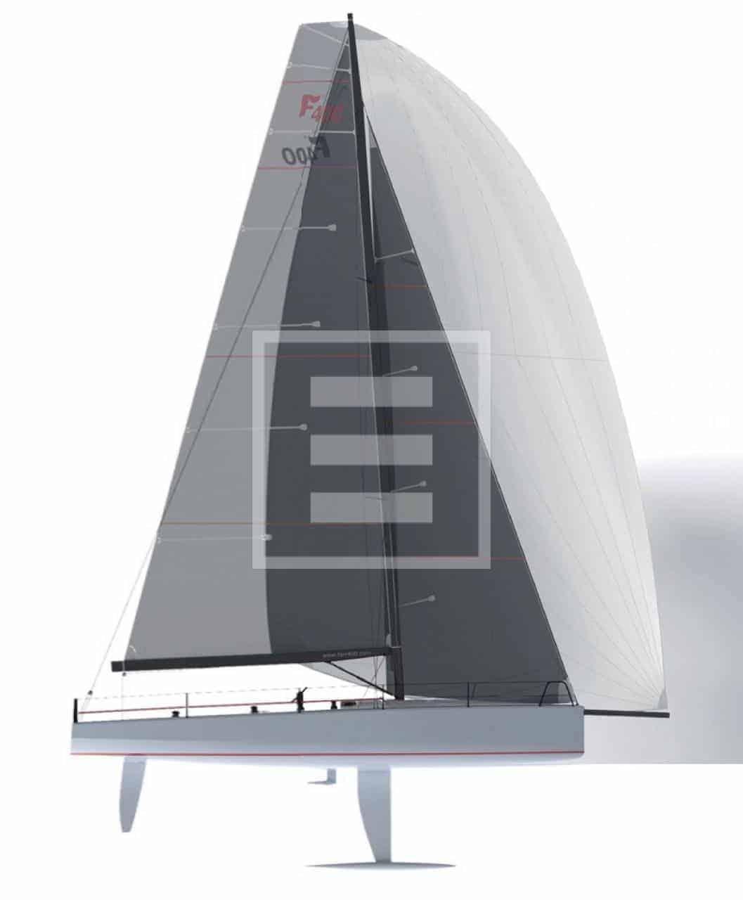 Bruce Farr si riprende le regate: ecco il nuovo Farr 400 monotipo