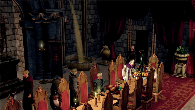 Nuovo SimS Medieval: questo videogioco vi porta nel Medioevo