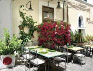 A cena nella Trattoria Nonna Maria, a Termoli