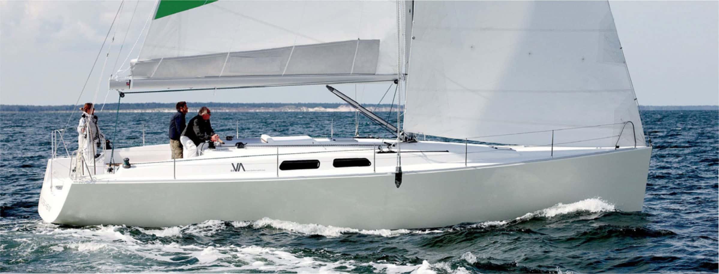 Varianta 44: la vela low cost con caratteristiche personalizzabili
