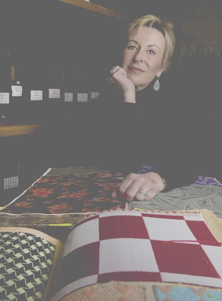 Patrizia Mosconi: una vita tra i tessuti. Dalla moda agli yacht