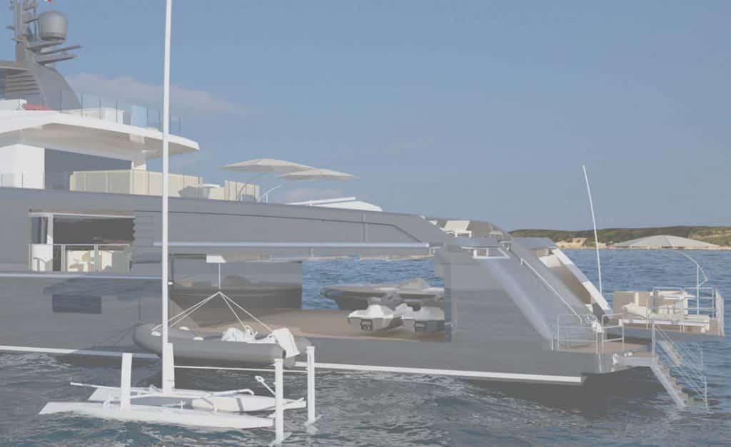 Nemo 44, il nuovo Sport Utility Yacht firmato De Simoni