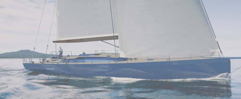 Ice 82: il nuovo racecruiser di Ice Yachts firmato Umberto Felci