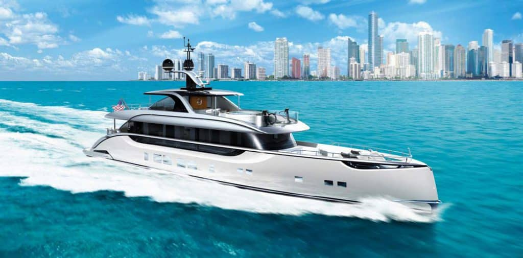 Dynamiq Yacht hanno scelto l'eleganza di Trussardi Casa per Jetsetter