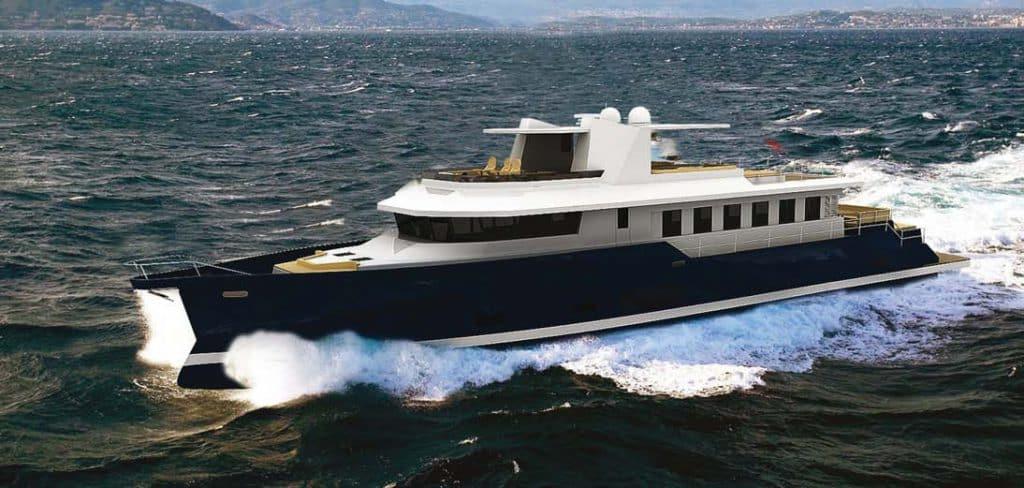 Navetta MY100': da Vismara Marine