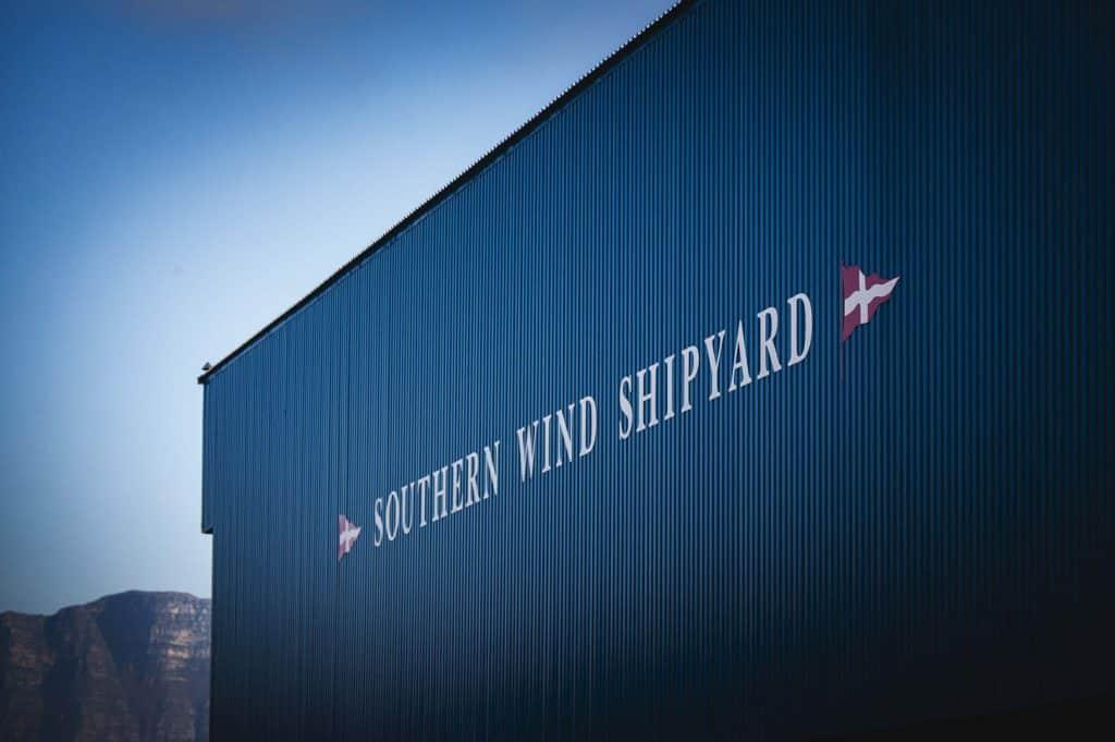 Southern Wind Shipyard compie 25 anni: Willy Persico racconta la sua storia